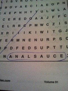 Crossword FAIL