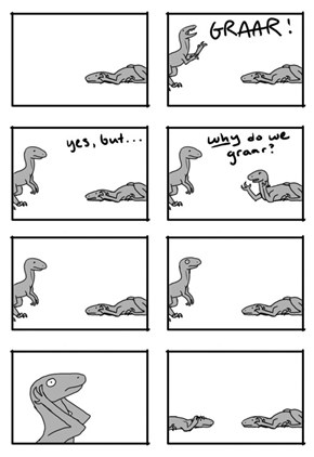 Existential Anguish: What Really Killed the Dinosaurs