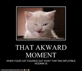 THAT AKWARD MOMENT