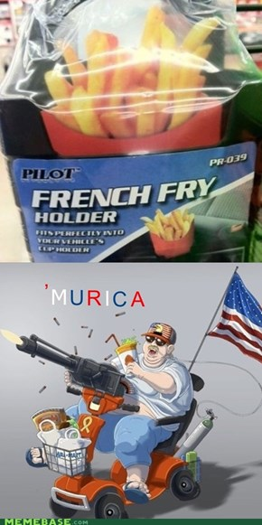 Advances in Technology, 'Murica Style