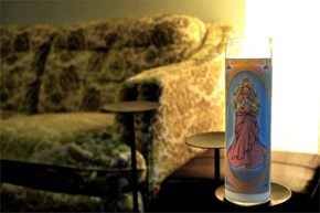 Devotional Candle WIN