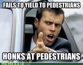 A**hole Driver