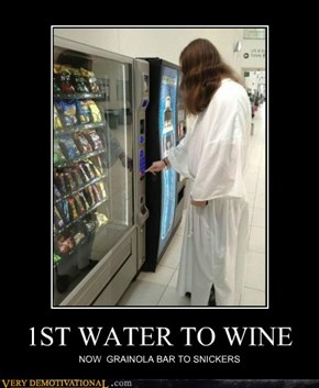 1ST WATER TO WINE