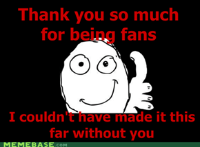 Dedicated to my fans!