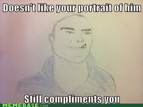 Good Guy Greg Sketch