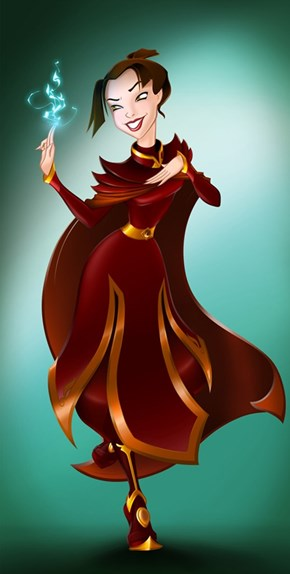 Disney Princess Auditions- Azula