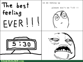 best feeling ever !!