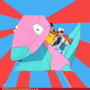 Misunderstood Porygon