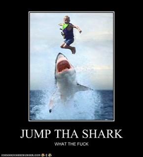 JUMP THA SHARK