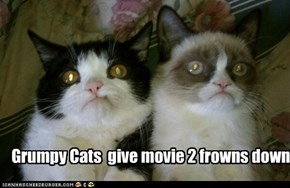 We give movie 2 frowns down
