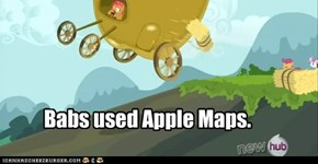 Bad Apple Maps