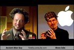Alien Guy Totally Looks Like Steve jobs