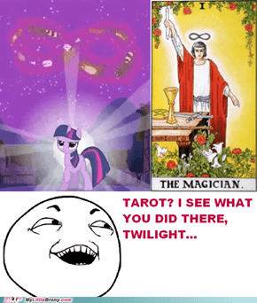 Twilight the Tarot queen