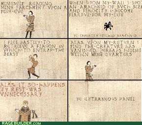 Ye Olde Comics Of Rage