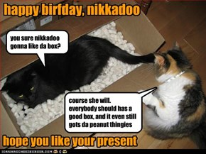 happy birfday, nikkadoo!