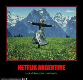 NETFLIX ARGENTINE