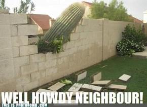 Meet the Neighbours