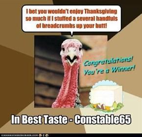 In Best Taste - Constable65