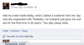 Customer Win?