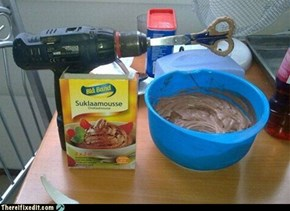 How to make a cheap Mousse