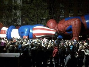 Parade Balloons FAIL