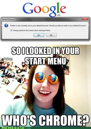 Overly Attached Browser