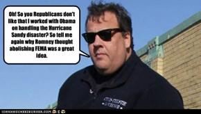 Condescending Christie