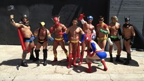 The Ab-vengers