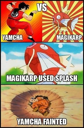 The One Time Magikarp Wins