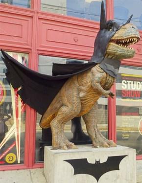 The Dark T-Rex