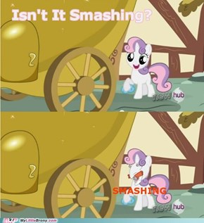 Smashing Sweetie