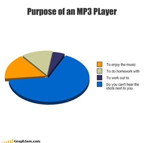 Purpose of an MP3 PLayer