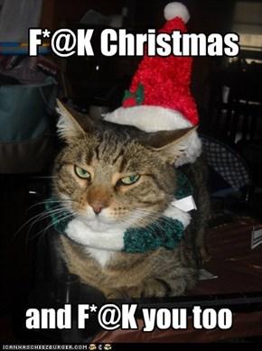 F*@K Christmas