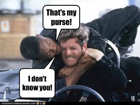 That's my purse!