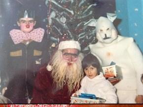 Soviet Santa. Scariest Santa.