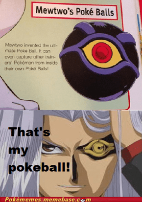 The Millennium Pokeball
