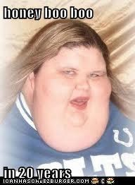 honey boo boo   in 20 years