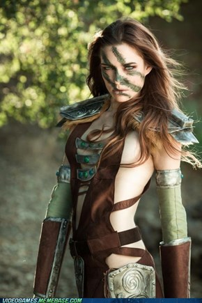 Aela the Huntress