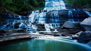 Albion Falls, Canada