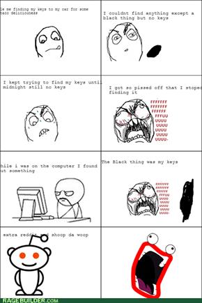 keys rage