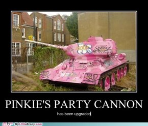 Party tank