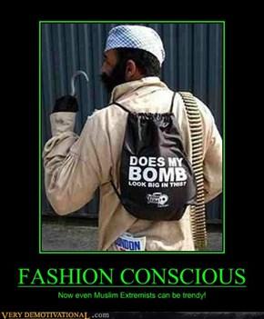 FASHION CONSCIOUS