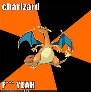 charizard  F*** YEAH