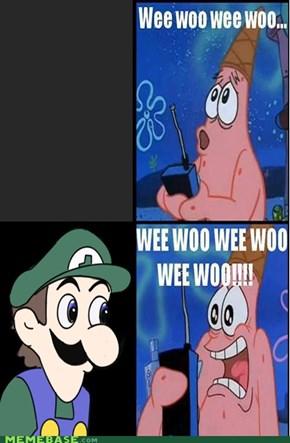 Beware of Weegee