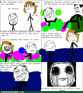 Similar story to popular rage comic...