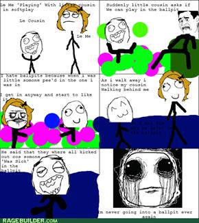 Similar story to popular rage comic...