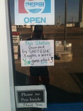 Convenience Store Security WIN