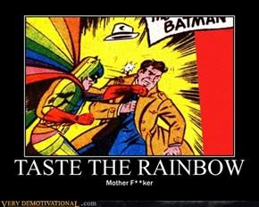 Rainbow Batman
