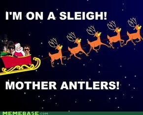 I'm On a Sleigh