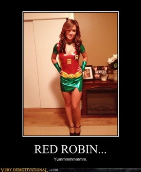 RED ROBIN...